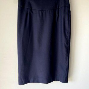NWOT J Crew pencil skirt blue – 6